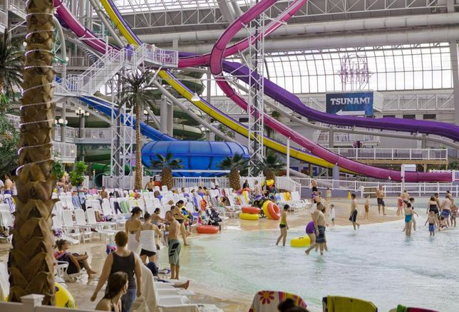 West Edmonton Mall Water Park