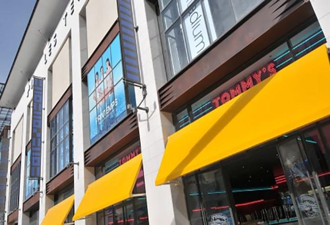 Hammerson's Tommy's Diner
