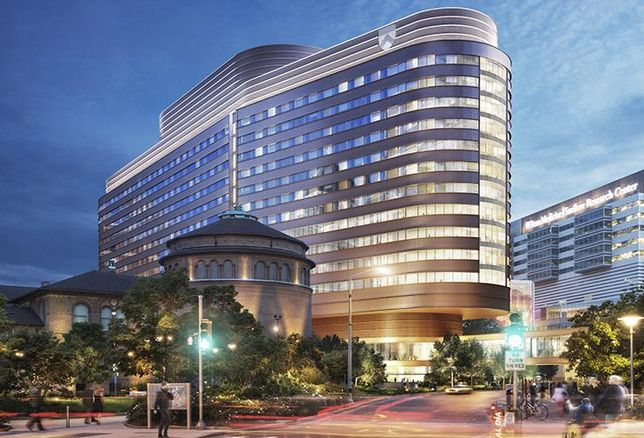 University of Pennsylvania Medical Complex