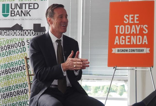 Marriott CEO Arne Sorenson