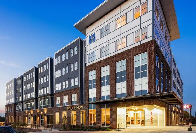 University of Pennsylvania Uncommon Athens, student housing