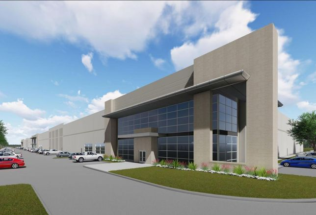 Trammell Crow and joint venture partner PGIM Real Estate started construction on Phase II of 35-Eagle industrial park in Fort Worth. Three new buildings are planned for the 106-acre site: Building A, a 1.1M SF cross-dock warehouse; Building H, a 313K SF rear-load warehouse; and Building J, a 234K SF cross-dock warehouse. Completion for all three buildings is expected for late 2017.