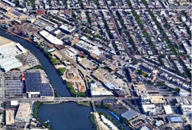 North Branch Industrial Corridor, Chicago