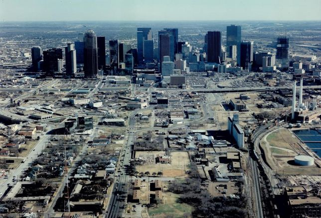 How The Harwood District Helped Grow The Dallas Skyline, One Building At A Time