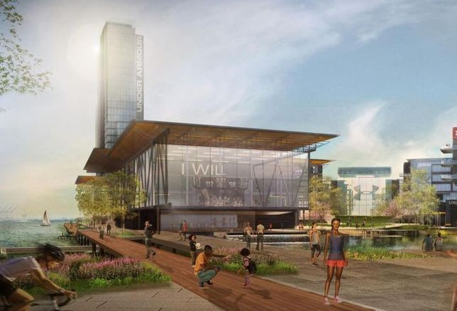 Report: Port Covington Groundbreaking Pushed To 2018