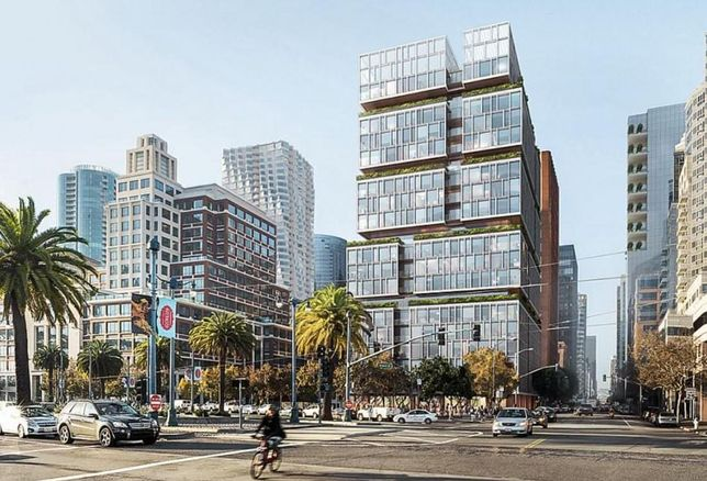 Proposed San Francisco Waterfront Development Changes Hands