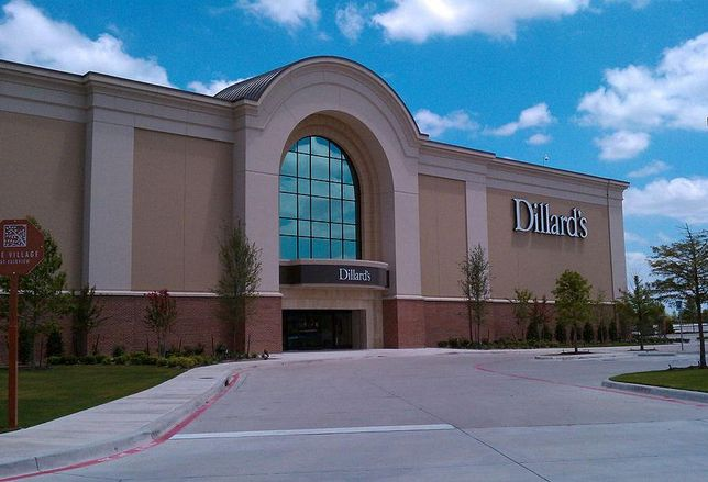 Dillard's Fairview Town Center