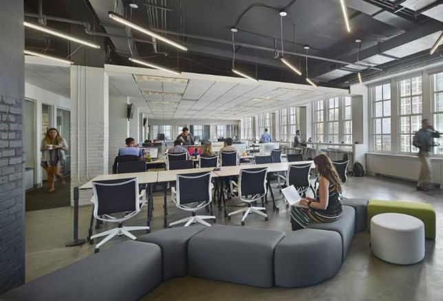 Co-Working Could Be The Cure For What Ails Philly's Office Market