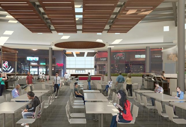 Arundel Mills Getting New Retailers, Upgraded Food Pavilion