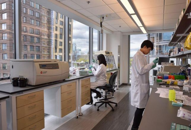 Van Ness Building Fully Leased With Move-In Of Fenway's First Lab Tenant