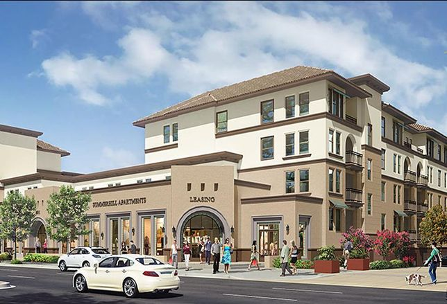 Santa Clara's Latest Luxury Apartment Complex Completed