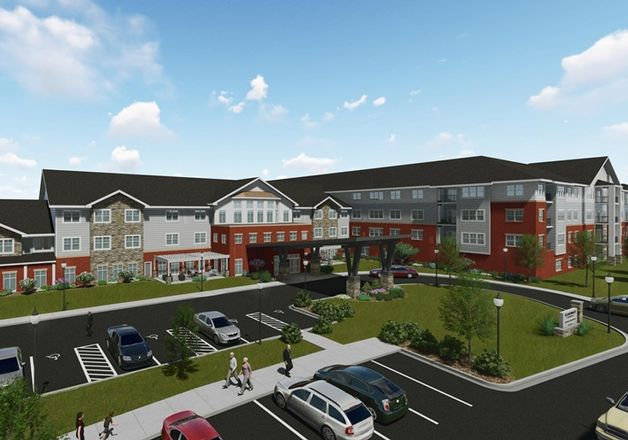 Continuum Of Care Senior Housing Underway In Hendersonville