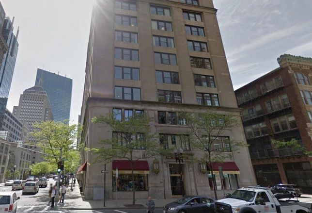 WeWork Embarks On $2M Expansion For Back Bay Location