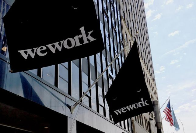 WeWork Partners With Brokers, Opening The Door For More Enterprise Members