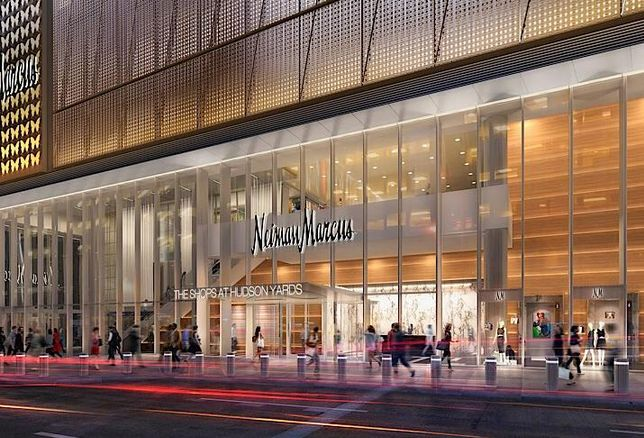 The Shops At Hudson Yards, Neiman Marcus