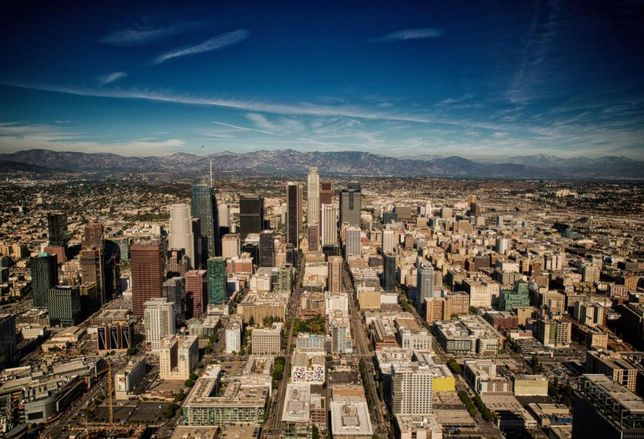Los Angeles Named No. 1 Market In The Americas For Real Estate Investment ... Again