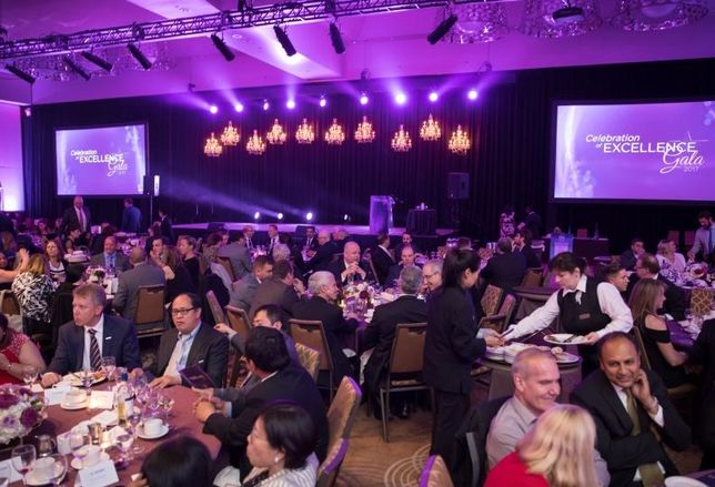 600 gathered for the BOMA Celebration of Excellence last week in Toronto.
