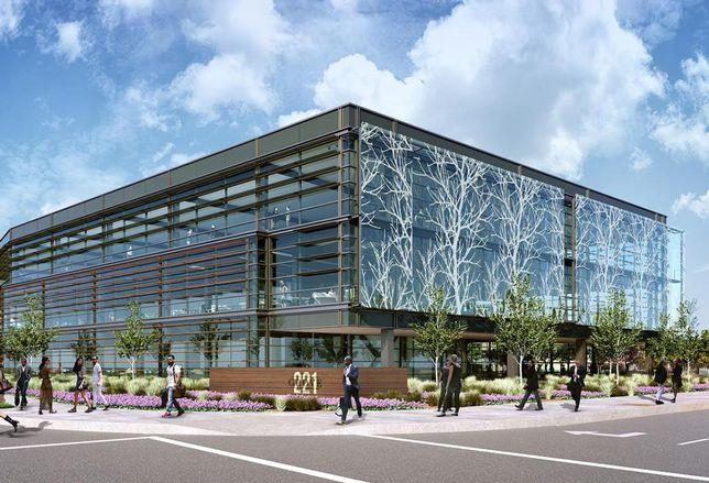 New Sunnyvale Office Moves Forward With Design Team
