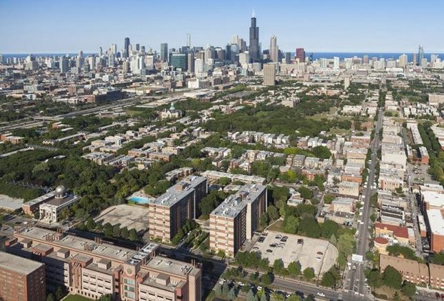 801 South Ashland Avenue, Chicago