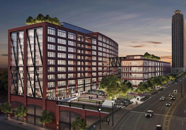 Hines Reveals Partner In Two Planned Atlantic Station Office Buildings