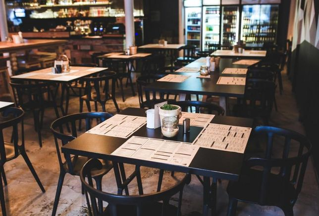 restaurant, empty