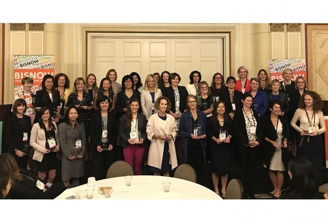 Bisnow Celebrates CRE Women In The Bay Area