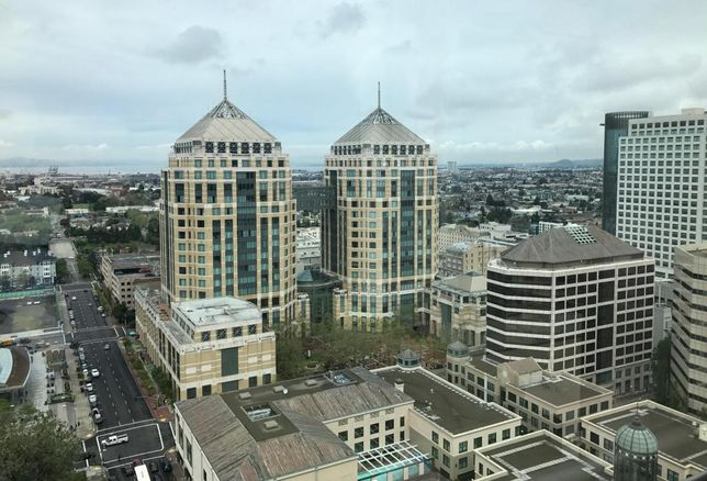 Oakland CBD Office Vacancy Among The Lowest In Nation