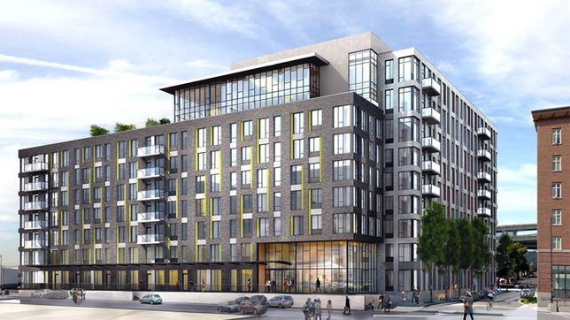 Mill Creek Begins Pre-Leasing At Modera Pearl Apartments
