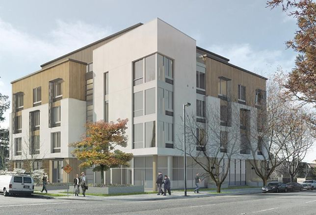 Palo Alto Housing Begins Project For Veterans In Mountain View