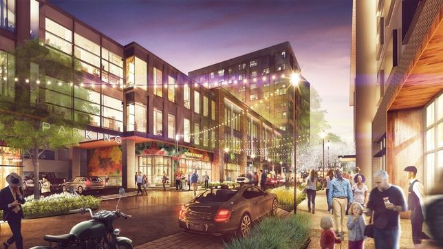 Crescent Communities Plans Walkable Mixed-Use Development In Cool Springs