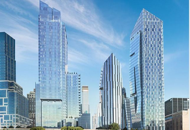 Billion-Dollar Megaproject With Basketball Court, Skate Park, Indoor Pool, Launches Condo Sales