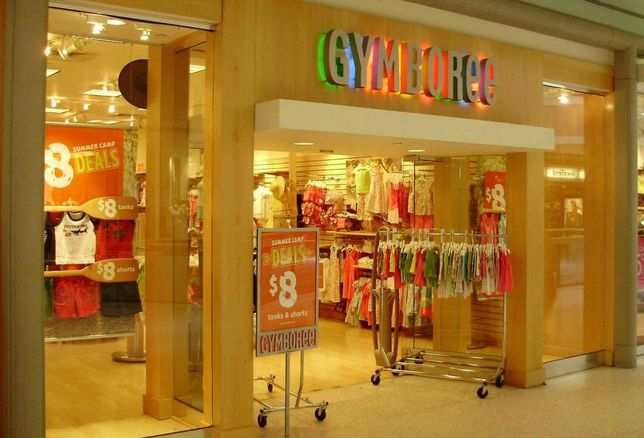 Gymboree To File For Bankruptcy Again, Liquidate All Remaining Stores