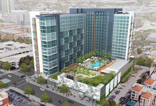Developers Break Ground On Large Student Housing Complex In San Jose