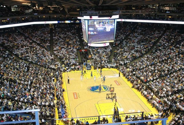 With The Warriors Soon Departing For San Francisco, What's The Future Of Oracle Arena?