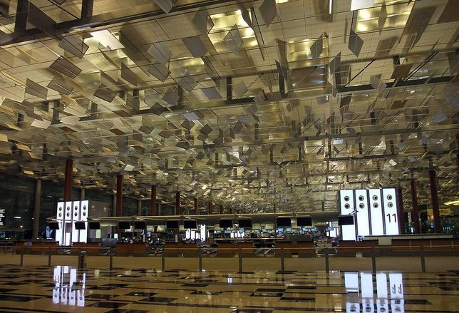 These 7 Airport Structures Will Wow Travelers This Summer