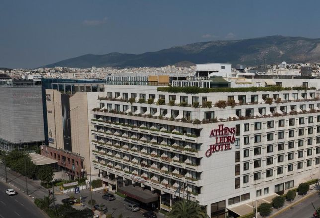 As Greece Reaches Debt Deal, Hines Dips Toe In Water