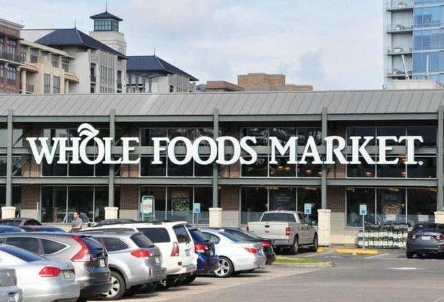 A Whole Foods Market in Houston