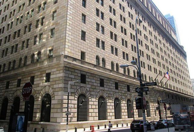 NY Fed bank
