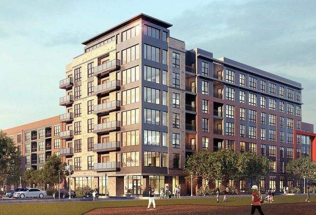 McHenry Row's $40M Apartment Complex To Debut In September