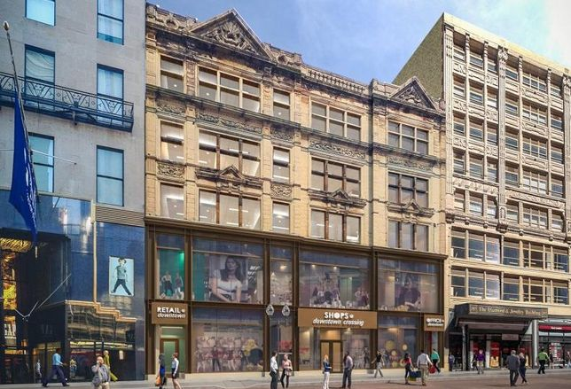 Downtown Crossing's Barnes & Noble Building Finally Sold