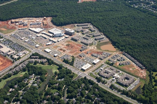 In Tough Times, Retailers Drawn To Charlotte Mixed-Use Development