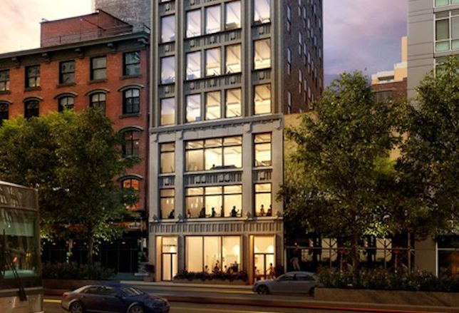 Rendering of 331 Park Avenue South