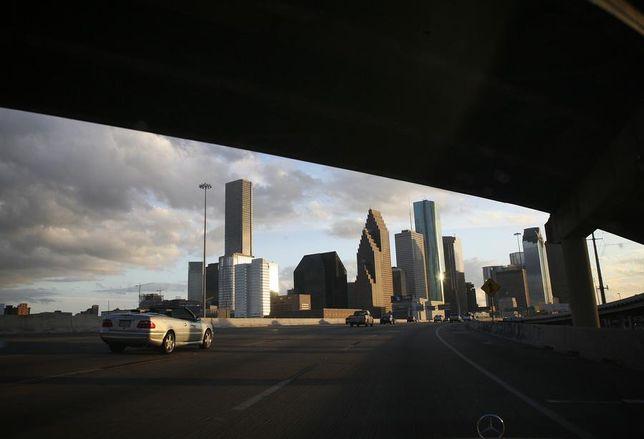 I45 Downtown Houston