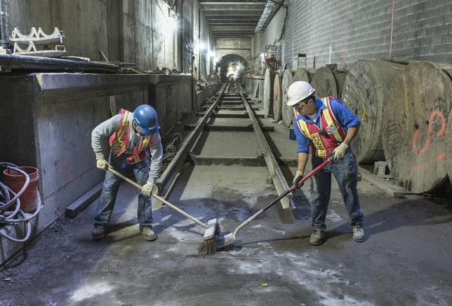 New York's Construction Industry Is Growing Rapidly