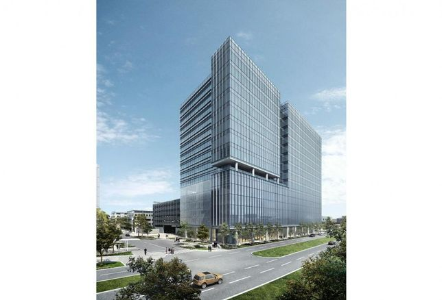 Domain 11, Home Away's new 315K SF, 16-story tower in Austin