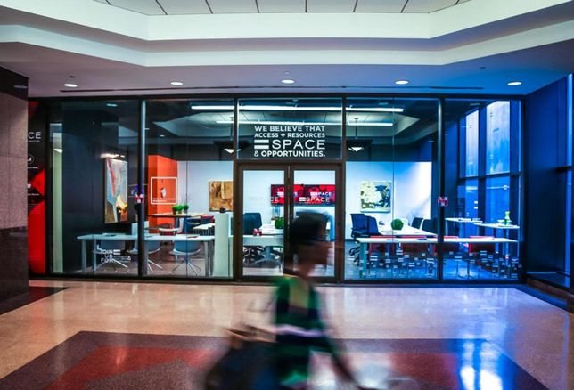 With Public Space, Newark Gains A Hands-On, Tech-Oriented Facility For The Community