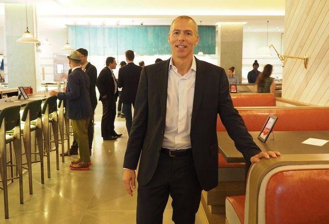 Modus Hotels CEO Aaron Katz