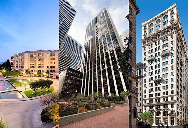 Allianz, Columbia Property Trust JV