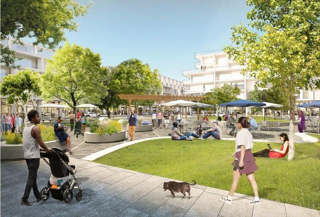 Facebook's Next Major Campus In Menlo Park Will Include 1,500 Units Of Housing