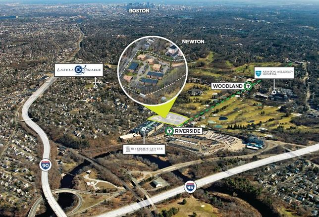 Woodland Park Apartments In Newton Sells For $45.5M